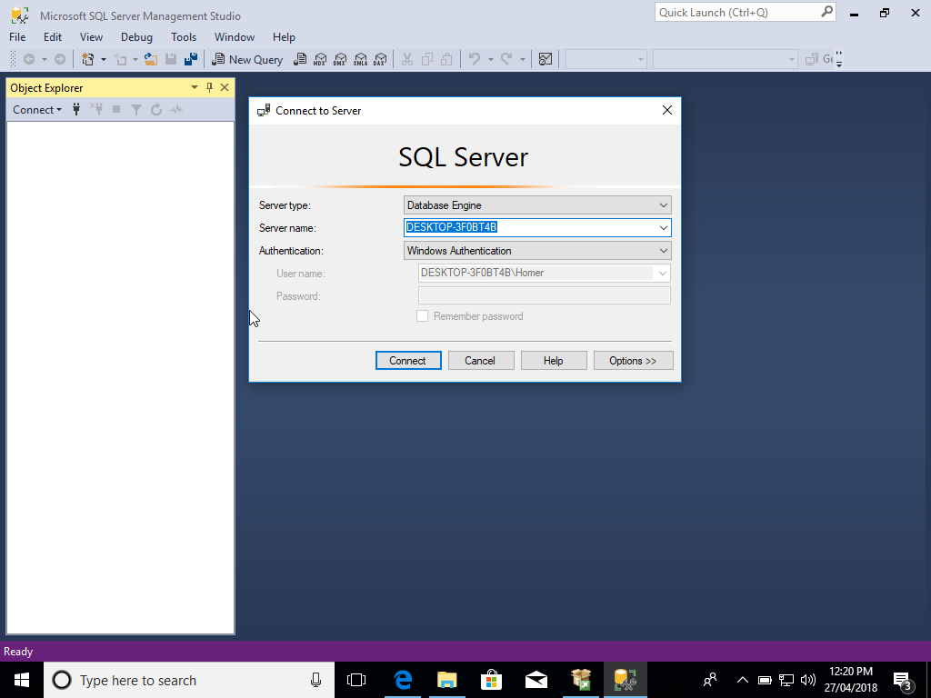 How to Install SQL Server on a Mac with VirtualBox